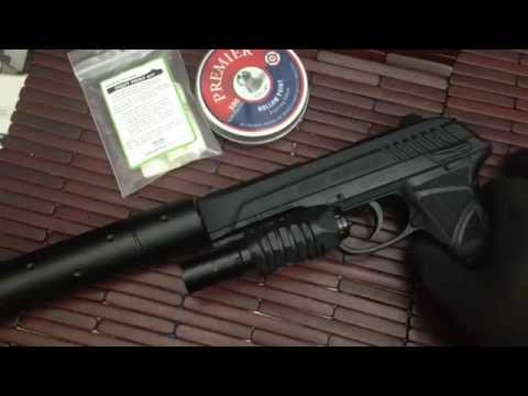 Gamo PT-85 SOCOM by WombatBull