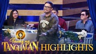Tawag ng Tanghalan: TNT hurados take on 'Chambe' dance challenge