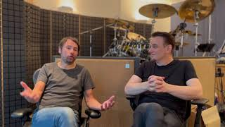 The Pineapple Thief: UK/European Tour 2021 - Chat with Bruce and Gavin