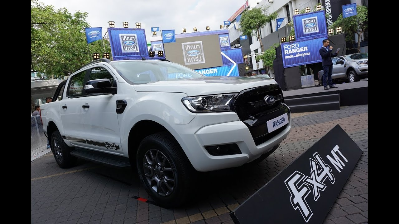 Launched 2016 Ford Ranger Fx4 Youtube