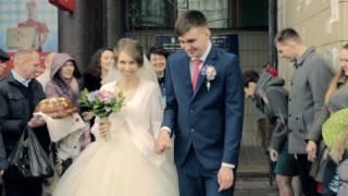 Свадьба Ксюши и Димы