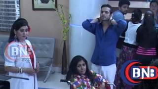 Yeh  Hai Mohabbatein Raman & Vindita In Hospital  22 june 2015