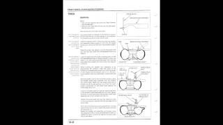 Honda TRX 500FA Rubicon 2001-03 Online Service Manual