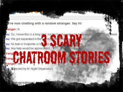 3 True Scary Chat Room Horror Stories | R/nosleep