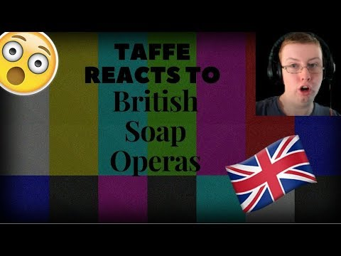 American Reacts to British Soap Operas