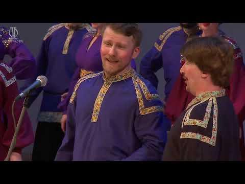 Сибирский хор   Марусеньку поёт (В узенький проулочек)