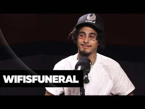 Wifisfuneral Says Most XXL Freshmen Did Not Care About Being Choosen