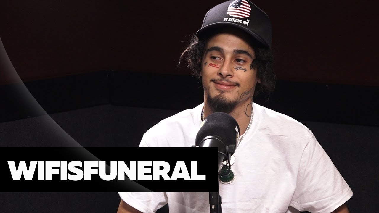 Wifisfuneral Says Most XXL Freshmen Did Not Care About Being Chosen