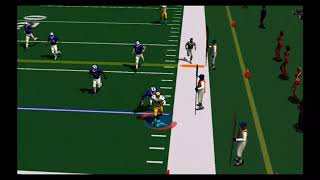 ESPN NFL 2K5 Random Highlights