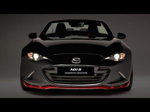 Mazda MX-5 Yamamoto Signature (Italy)
