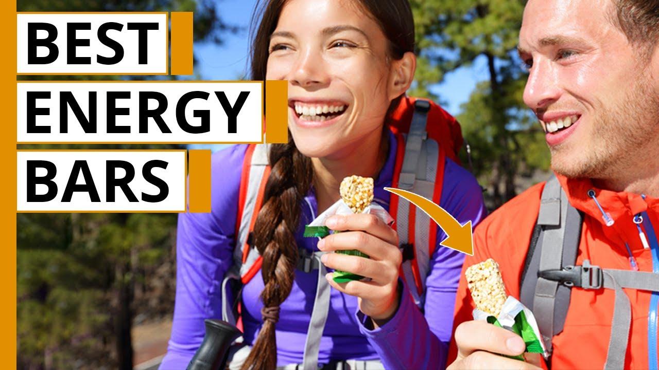 5 Best Energy Bars for Hiking