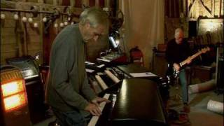 David Gilmour & Richard Wright Rehearsal Barn Jam 2007 (3) HD