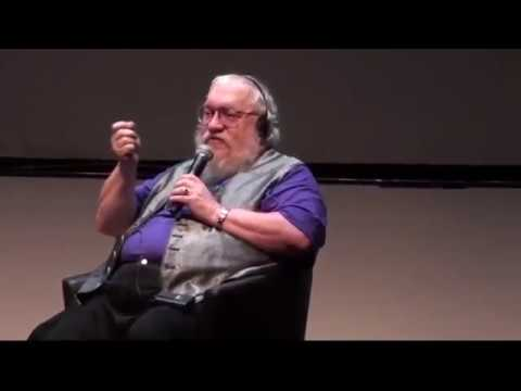 George RR Martin on Writing Minor Characters
