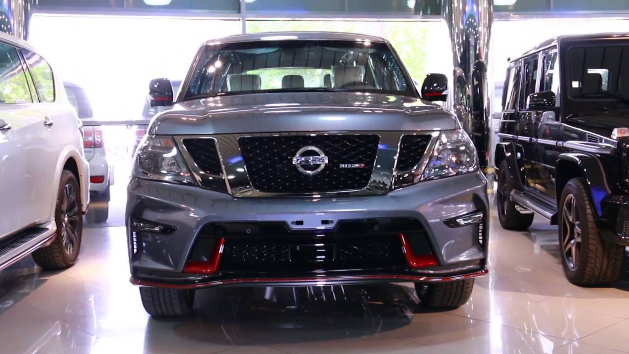 2016 Nissan Patrol Nismo Youtube