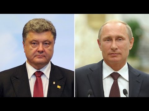 Kiev claims Putin, Poroshenko agree on ceasefire in E.Ukraine
