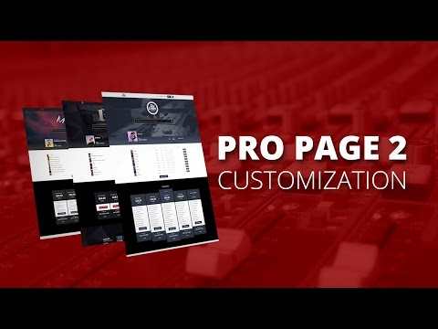 How To Customize Your BeatStars Pro Page 2.0