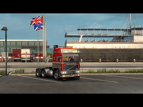 ★ Live Stream ★ ETS 2. map. ProMods +Rus map v. 2.16 # 12