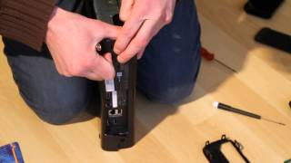 How to open the Xbox 360 E (superslim)