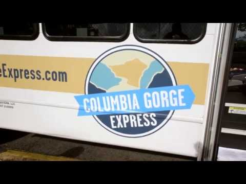 The Columbia Gorge Express