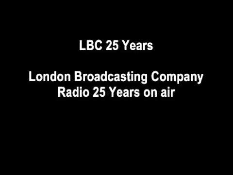 London Broadcasting Company Radio 25 Years on Air - 4 part documentary 1998