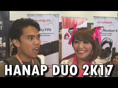 HANAP DUO 2K17 (Rampage Interview)