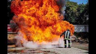Brandschutzhelfer - Ausbildung