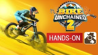 BIKE UNCHAINED 2   Hands-On