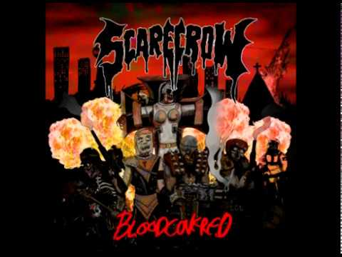 SCARECROW  - 'BLOODCOVERED' Full album