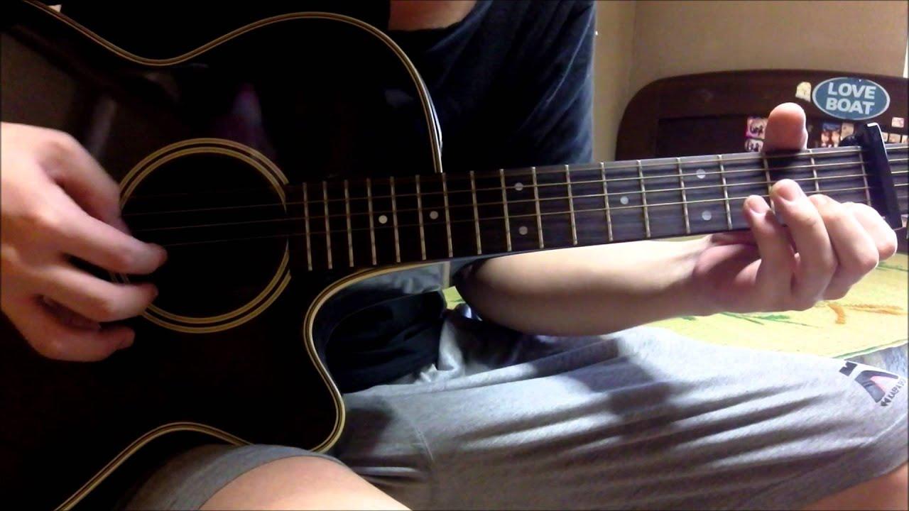 Sword Art Online Ed Yume Sekai Guitar Cover Solo Chords Chordify