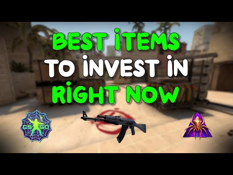 BEST CSGO ITEMS TO INVEST IN RIGHT NOW (2020)