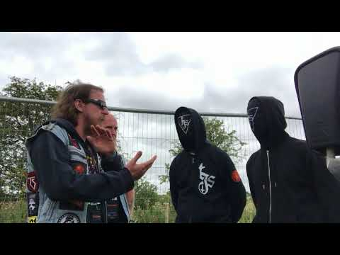 GBHBL Whiplash: Band Interview - The Infernal Sea (Bloodstock 2017)