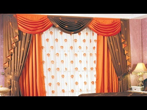 Curtain Design For Living Room 2018 | Curtain Decoration Ideas at Home | Curtain Style