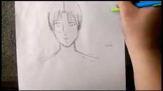 How to Draw Hair (APH Lithuania)