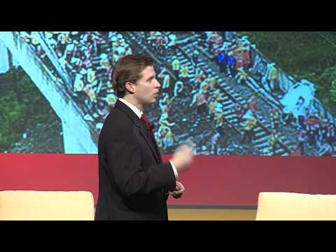 "Alec Ross on ""Creative Disruption"" at GW Global Forum-Seoul, March 17, 2012"