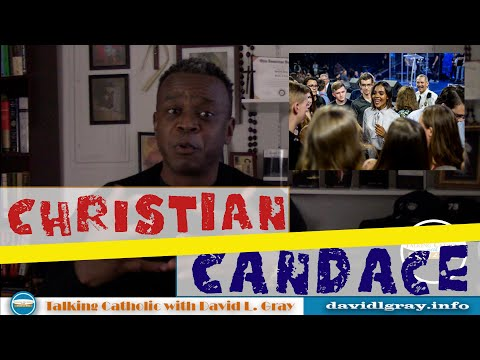 Candace Owens Becomes a Protestant Christian