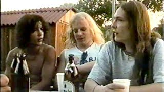 """Thrash, Altenessen"" 1989 German TV documentary about Kreator (better quality!)"