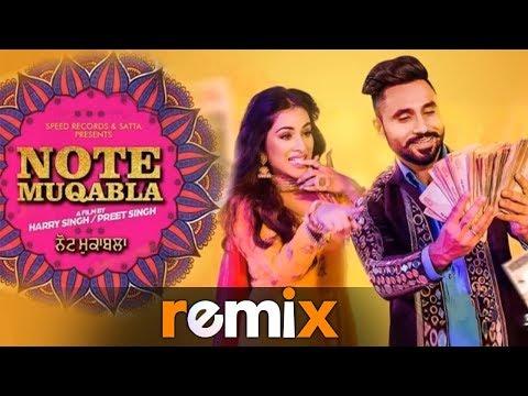 Note Muqabla (Audio Remix) | Goldy Desi Crew ft Gurlej Akhtar | Sara Gurpal | New Songs 2019