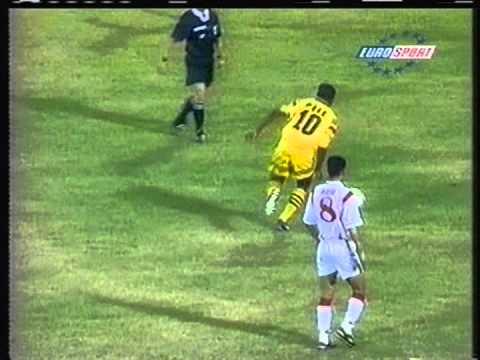 1998 (February 9) Ghana 2 -Tunisia 0 (African Nations Cup)