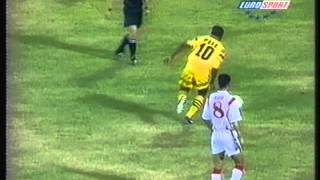 1998 (February 9) Ghana 2 -Tunisia 0 (African Nations Cup)