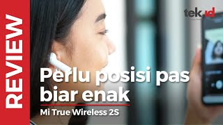 Review TWS Xiaomi Mi True Wireless 2S