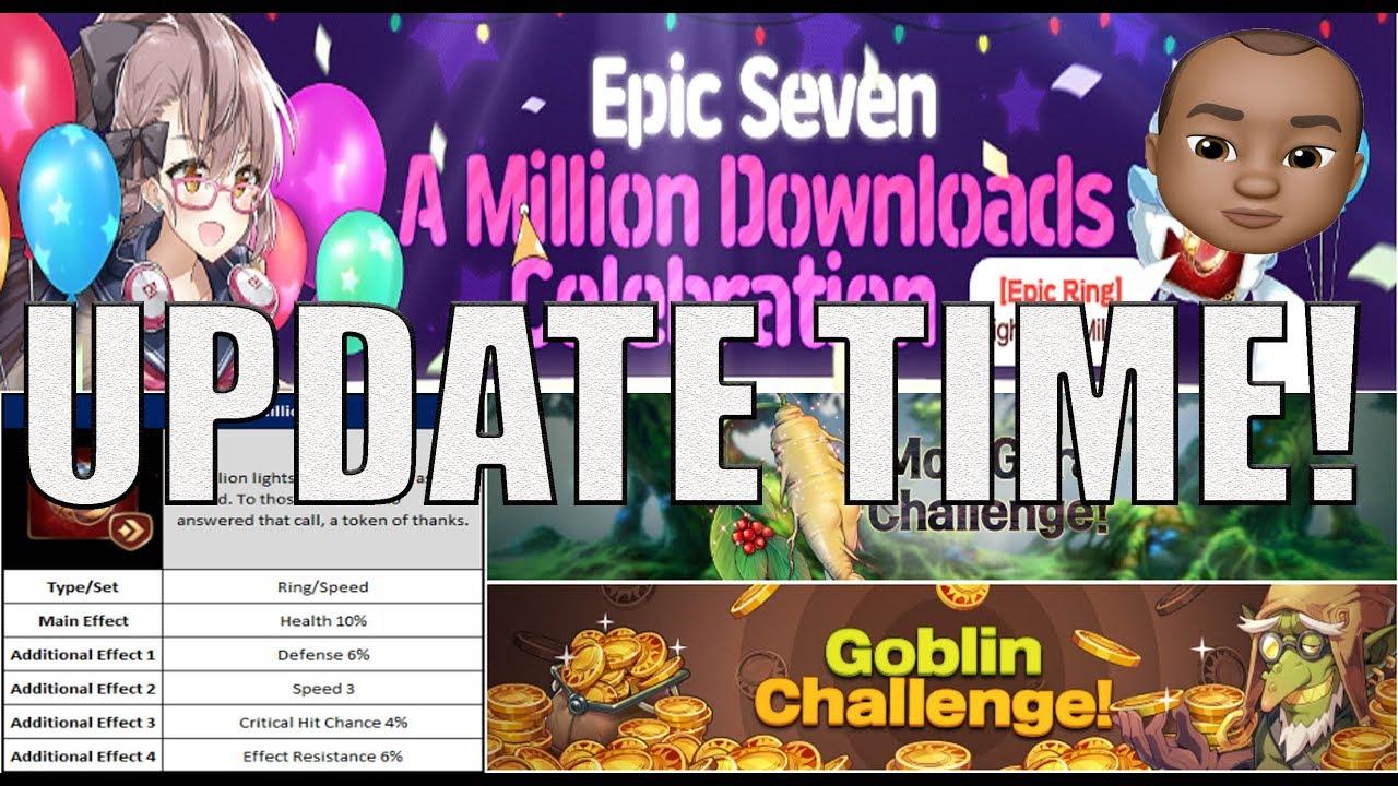 Epic Seven: Million Download Celebration