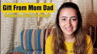 Wah Mumy Papa Ne Kya Gift Diya || Coocaa TV Review || Jyotika Dilaik