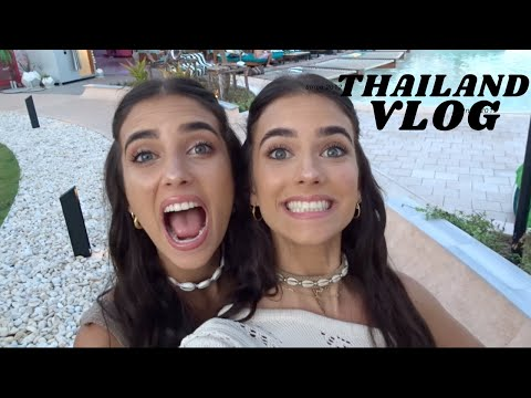 TRAVEL WITH US/ THAILAND VLOG