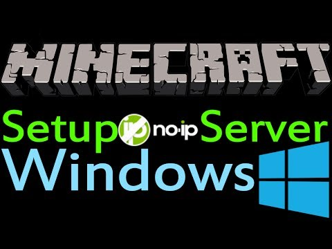 how to connect noip to minecraft server
