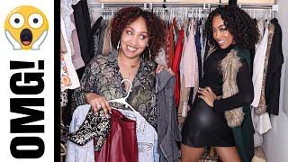 Watch Me Style Ninas420Life From HER Closet! | Jillian Felice