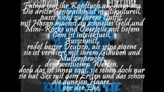 Alpa Gun - Almanya (mit Lyrics) HQ