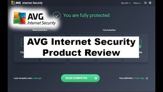 AVG Internet Security PC Security Review