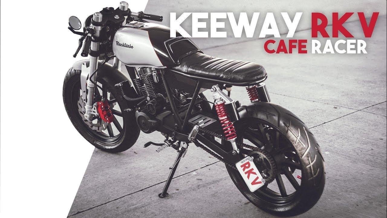 Cafe Racer Keeway