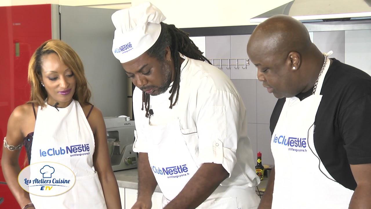 Les Ateliers Cuisines ETV : Le fruit à pain