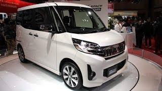 2014 Mitsubishi ek Space Custom